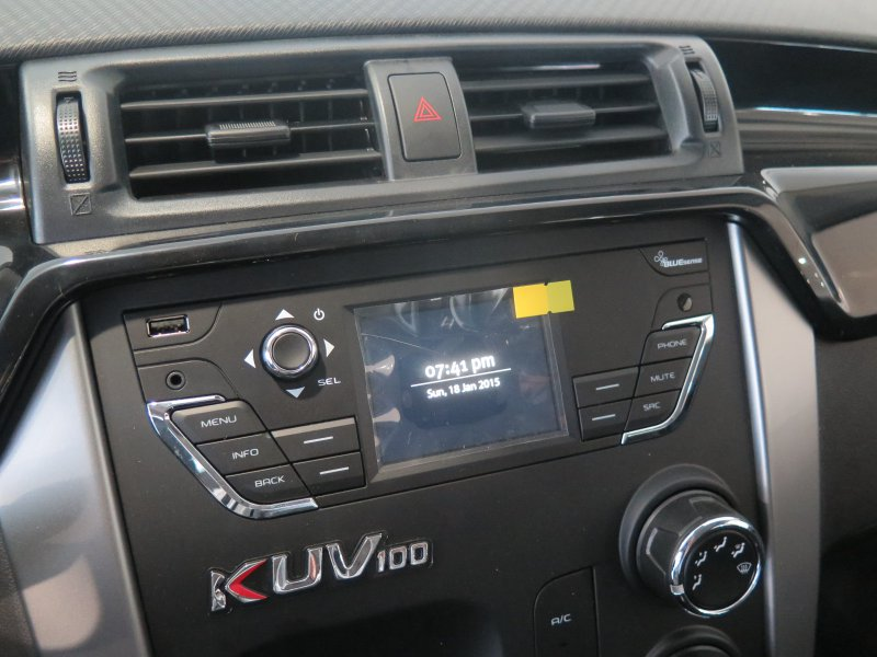 Mahindra  Sin determinar KUV100 K6+ 1.2 82CV -
