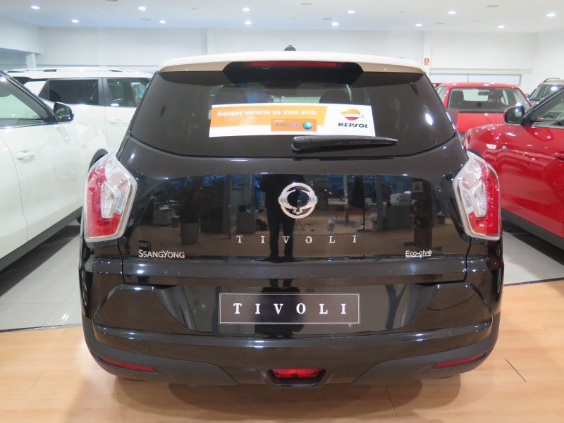 SsangYong Tivoli G16 4x2 1.6 128cv Limited