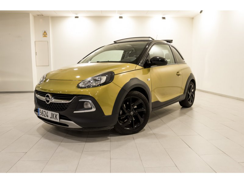 Opel ADAM 1.0 XFT 115cv ROCKS