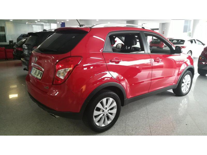 SsangYong Korando D22T 178cv 4x4 Premium