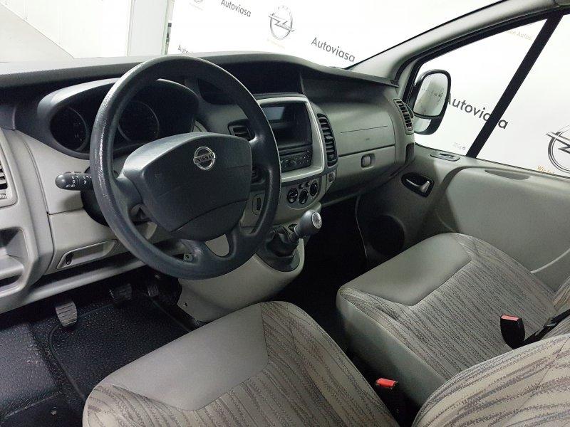 Nissan Primastar 2.0dCi 115CV PREM PDI LAR 3040PMA COMBI9 PREMIUM