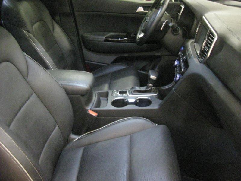 Kia Sportage 1.6 T-GDi 130kW (177CV) DCT 4x4 GT Line