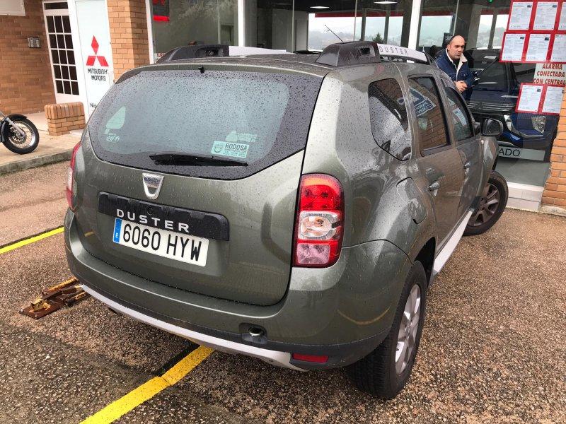 Dacia Duster dCi 90 Laureate