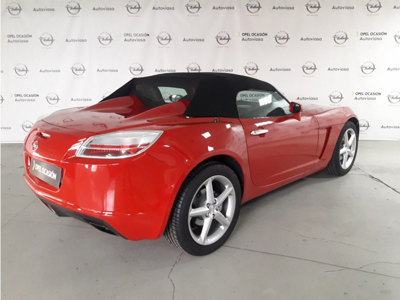 Opel GT 2.0 Turbo -