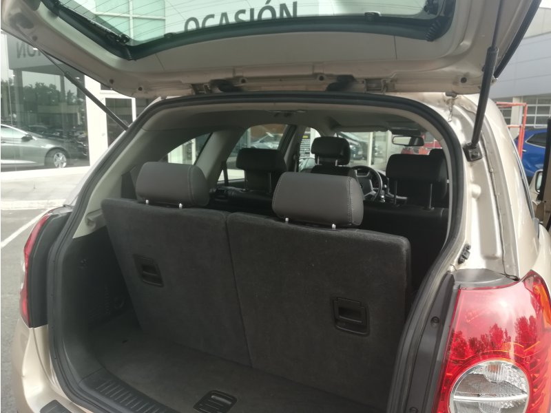 Chevrolet Captiva 2.2 VCDI 16V 7 Plazas AWD LT
