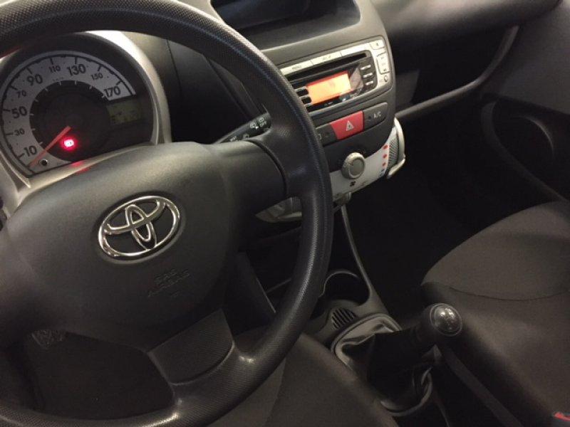 Toyota Aygo 70 Live