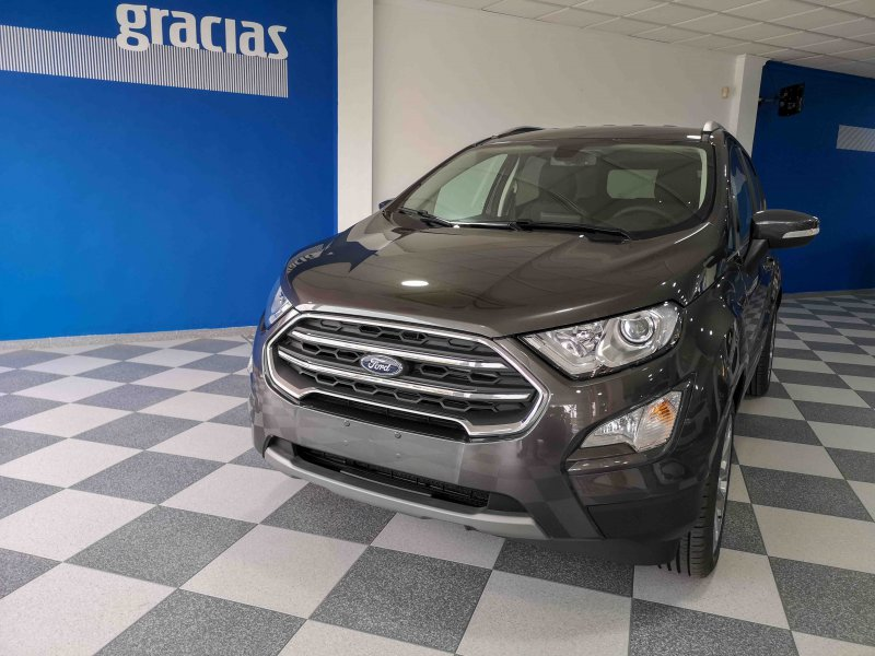 Ford EcoSport 1.0L EcoB. 92kW (125CV) S&S Aut Titanium