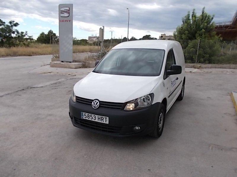 Volkswagen Caddy 1.6 TDI 75cv BMT 4p Furgón PRO