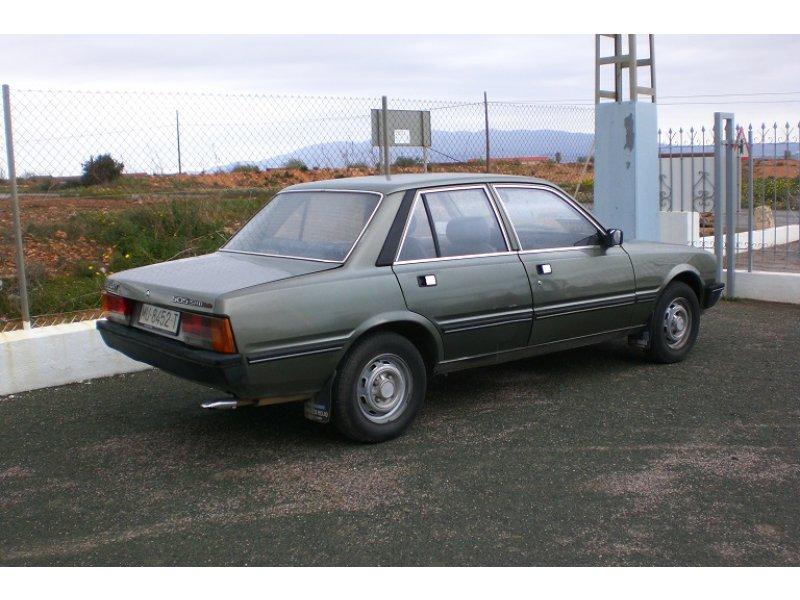 Peugeot 505 2.3 DIESEL ATMOSFERICO GLD