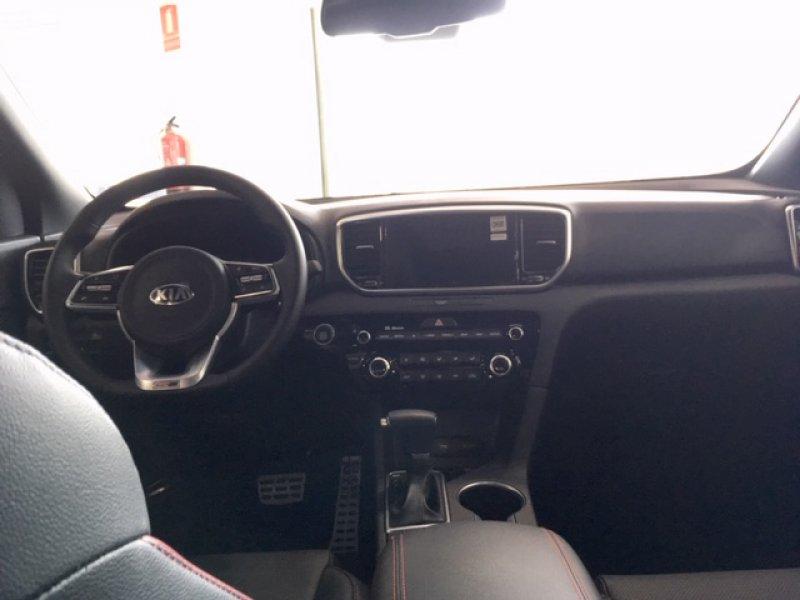 Kia Sportage 2.0 136kW (185CV) Auto 4x4 Mild Hybrid