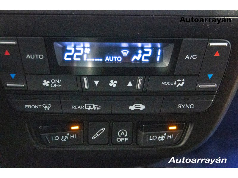 Honda Civic TOURER 1.6 i-DTEC Navi PACK1 Lifestyle