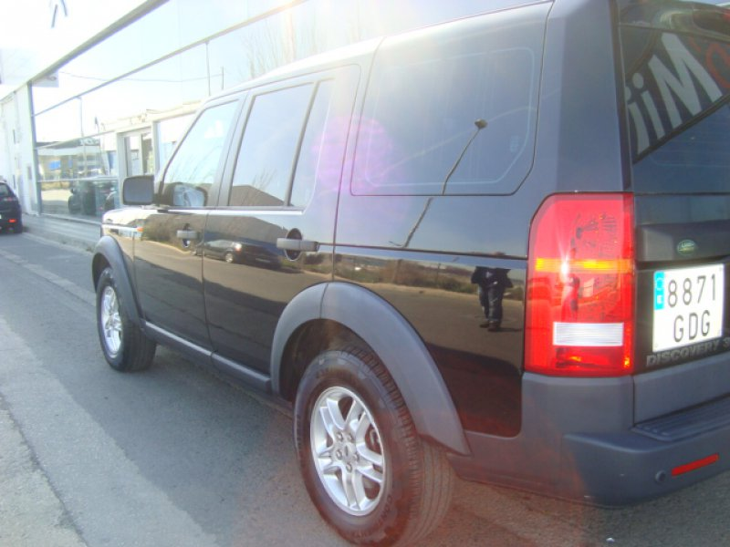 Land Rover Discovery 2.7 TDV6 HSE