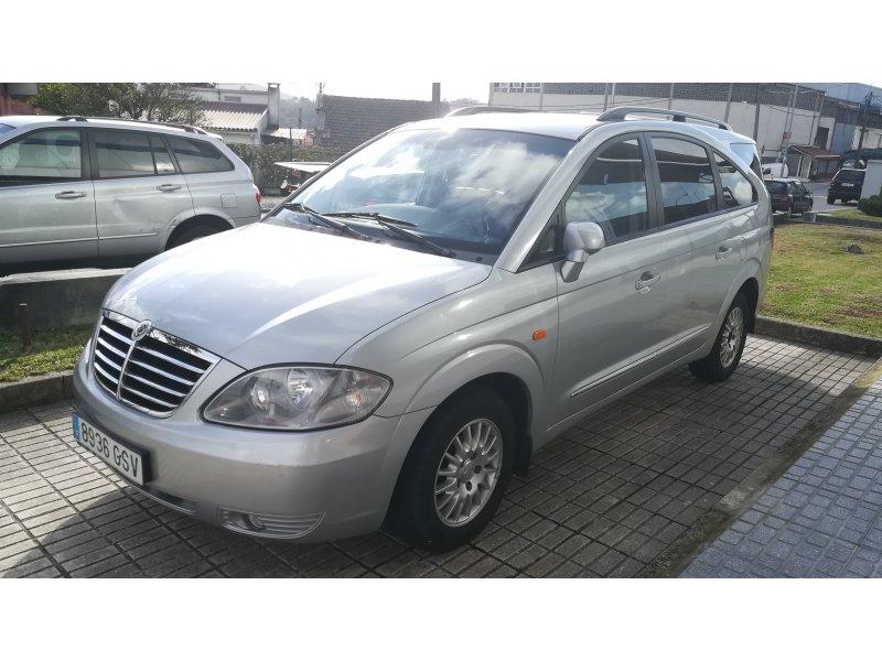 SsangYong Rodius 270Xdi Limited