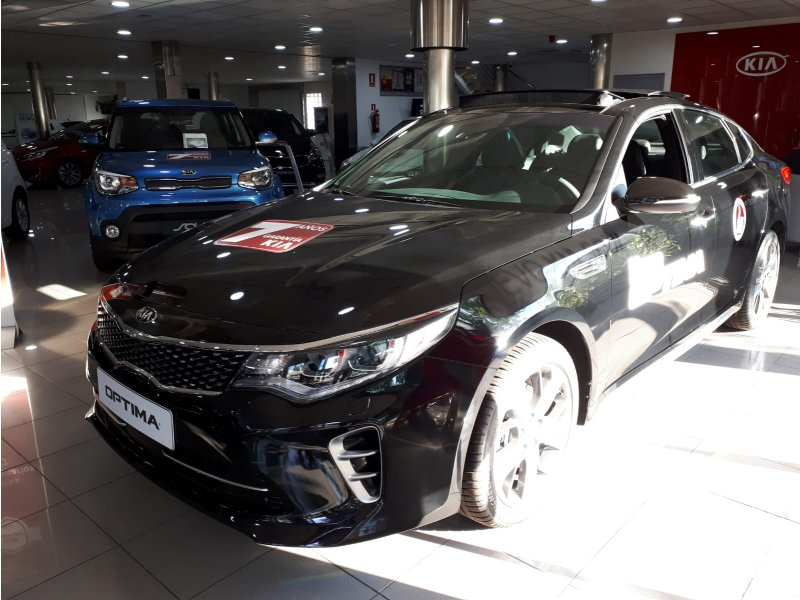 Kia Optima 1.7 CRDi VGT DCT (Pack Luxury) GT Line
