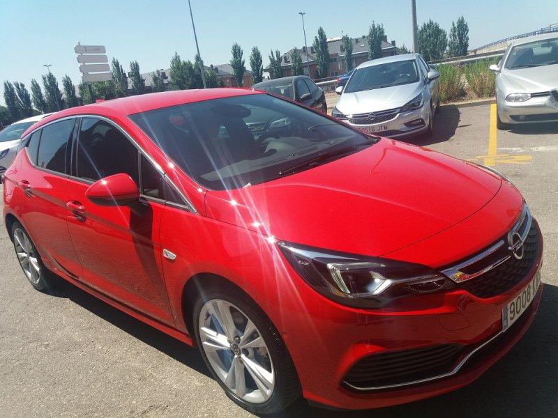 Opel Astra 1.6 Turbo S/S GSI LINE 200 CV GASOLINA GSi Line