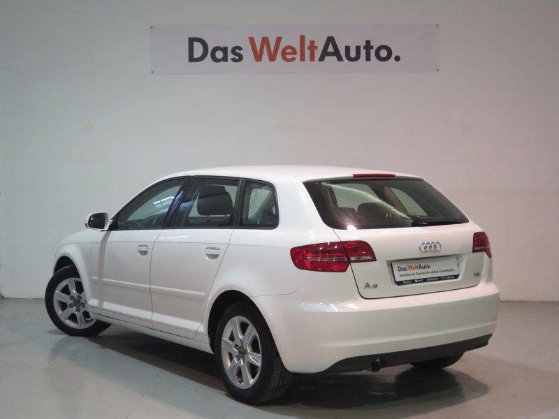 Audi A3 Sportback 1.6 TDI 105cv Ambition