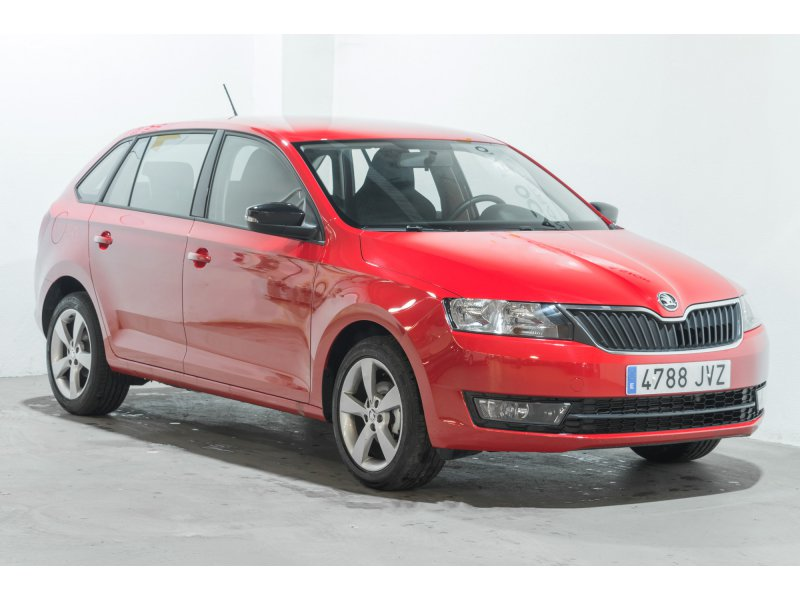 Skoda Spaceback 1.2 TSI 90cv Spaceback Like