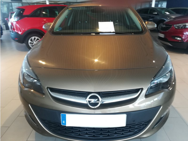 Opel Astra 1.4 Turbo GLP Selective