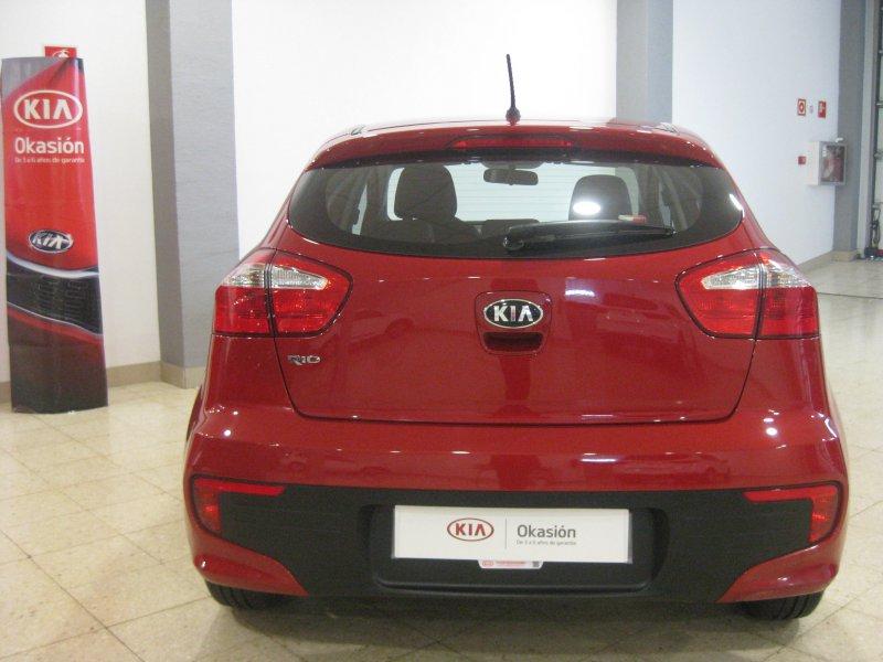 Kia Rio 1.2 (84CV) LLANTAS ALUMINIO Tech