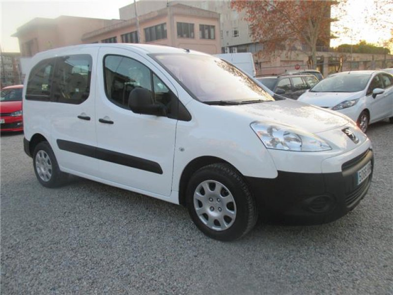 Peugeot Partner 1.6HDI 75CV TEPEE