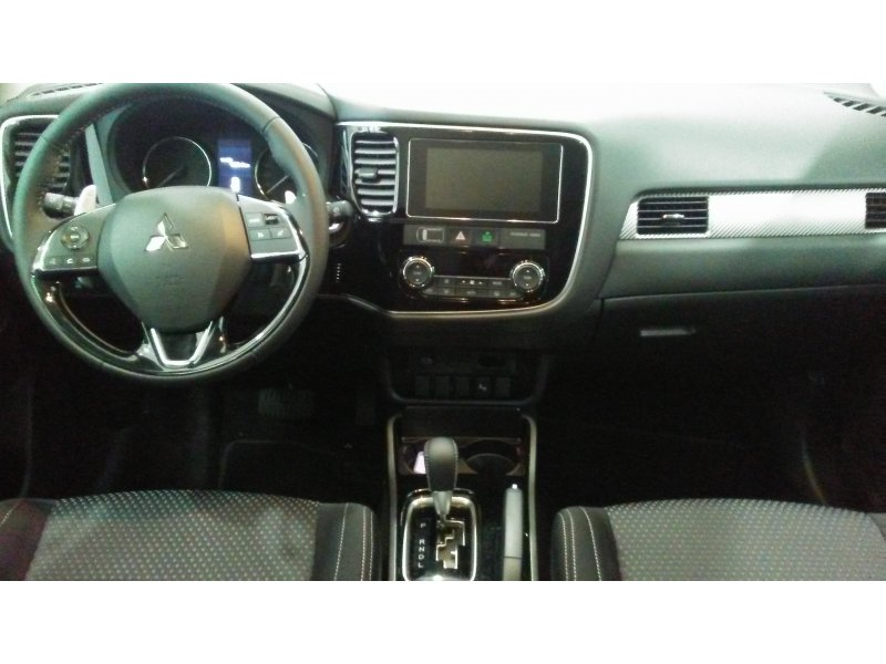 Mitsubishi Outlander 200 MPI CVT 2WD 7 Plazas Motion