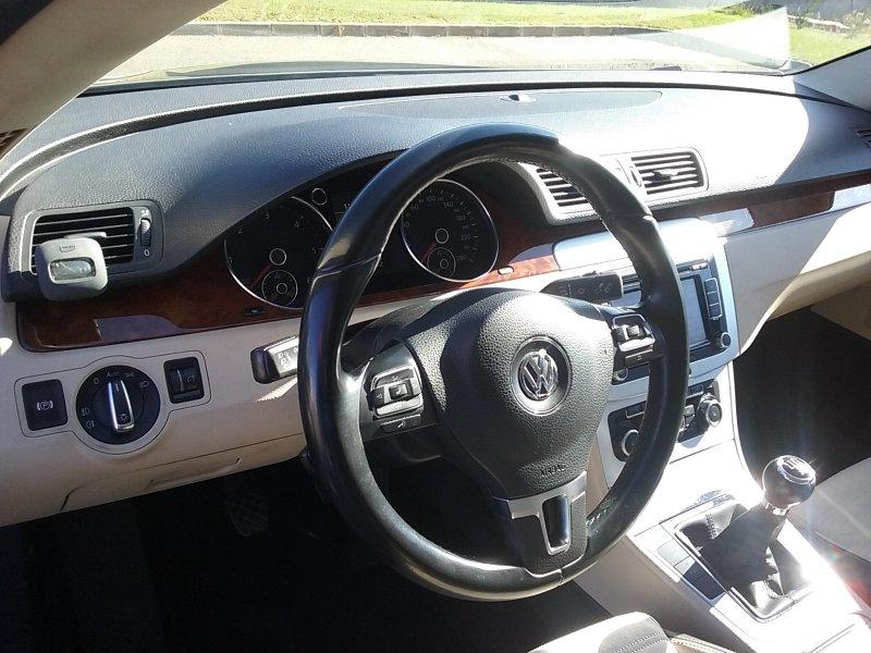 Volkswagen Passat CC 2.0 TDI 140cv DPF Advance