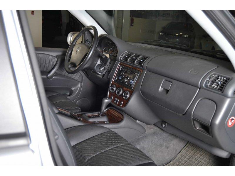 Mercedes-Benz Clase M ML 270 CDI ML 270 CDI