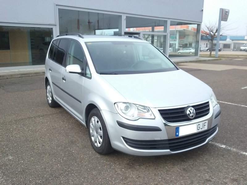 Volkswagen Touran 1.9 TDI 105 CV. Advance