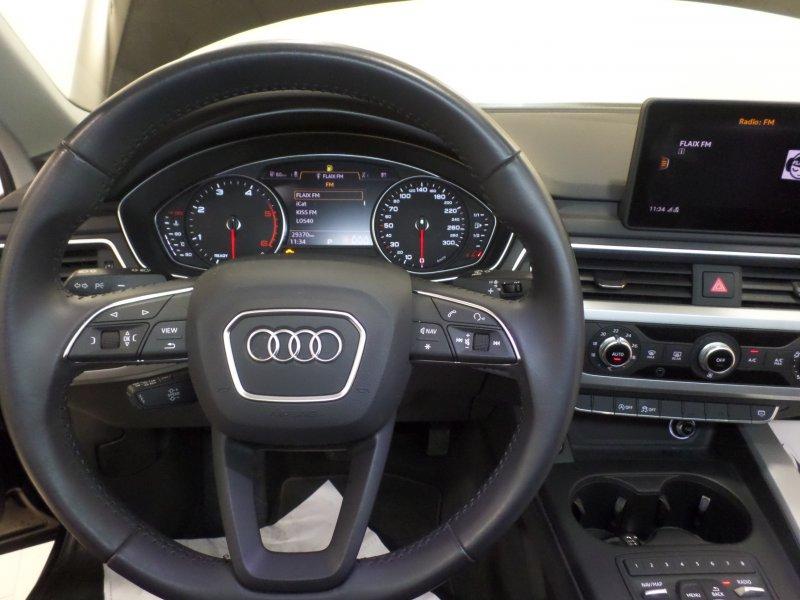 Audi A4 2.0 TDI 110kW design edition