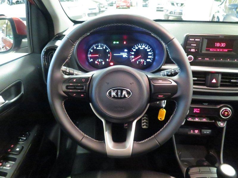 Kia Picanto 1.0 CVVT 49kW (66CV) GT Line