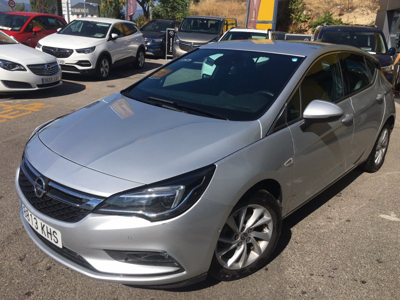 Opel Astra 1.4 Turbo S/S 125 CV Dynamic 5P. gasolina Dynamic