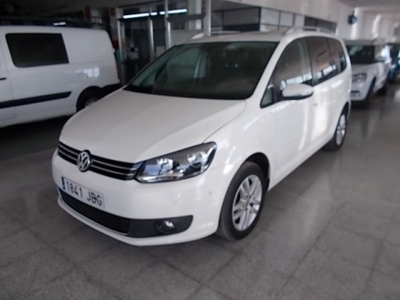 Volkswagen Touran Advance 1.6 TDI 105CV BMT Advance Bluemotion
