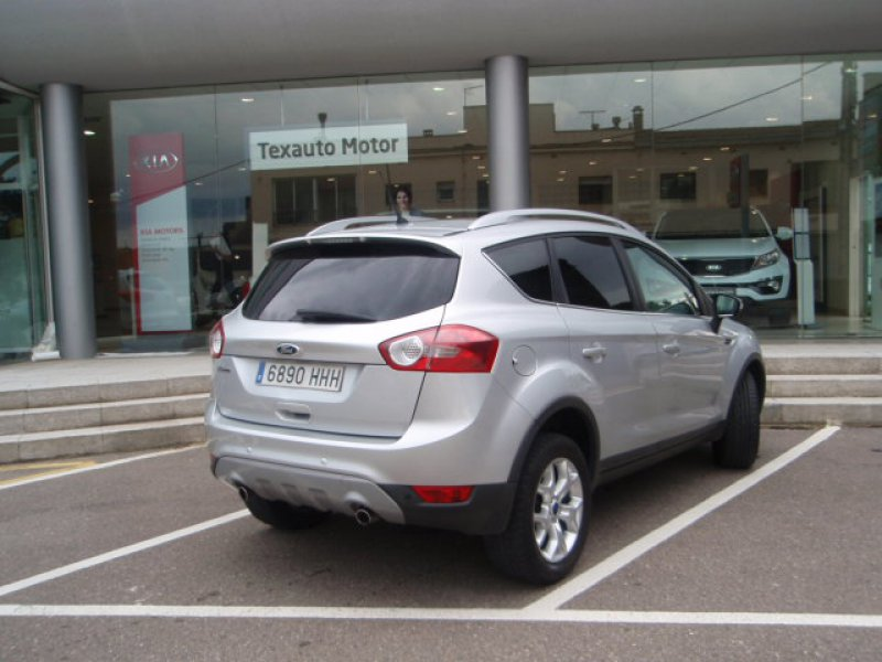 Ford Kuga 2.0 TDCi 140cv 4WD Trend