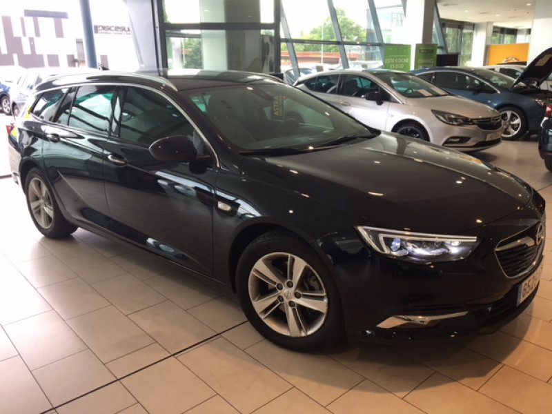 Opel Insignia ST 1.5 Turbo 121kW XFT Auto Excellence