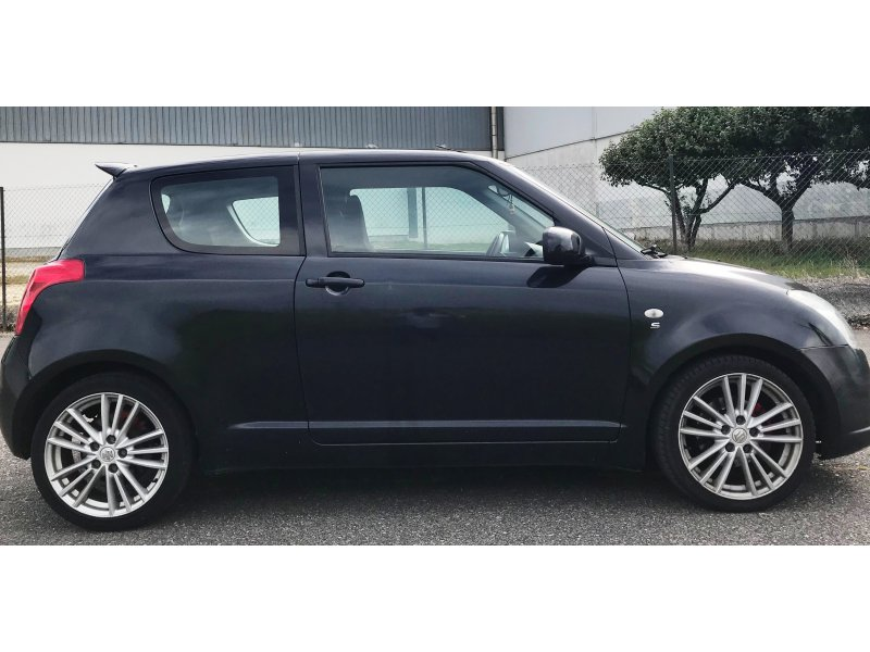 Suzuki Swift 1.6 gasolina 125cv Sport