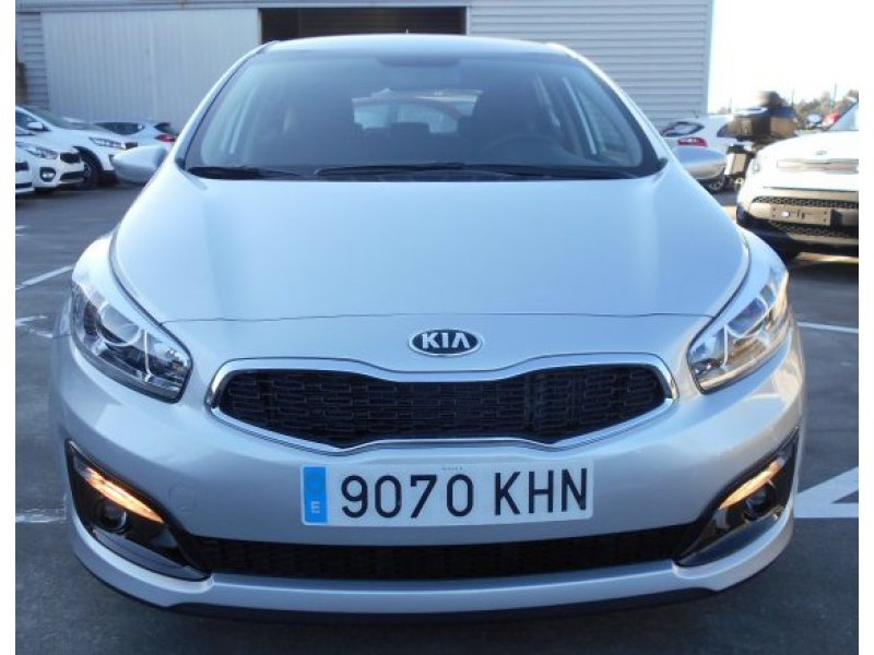 Kia ceed 1.4 CRDi WGT CLIM+LLANTAS Business