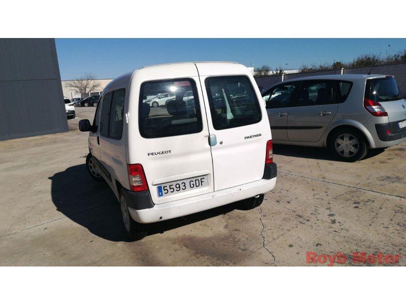 Peugeot Partner 1.6 HDi 75 Totem