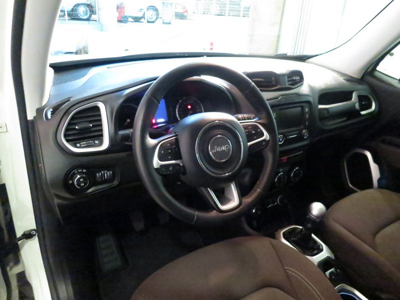 Jeep Renegade 2.0Mjet 4x4 140CV Night Eagle