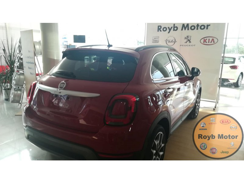 Fiat 500X 1.6 MultiJet 120cv 4x2 Cross