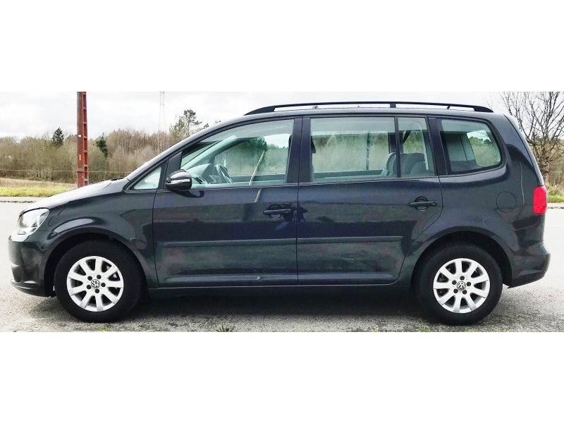 Volkswagen Touran 1.6 TDI 105cv Business BMT Business Bluemotion
