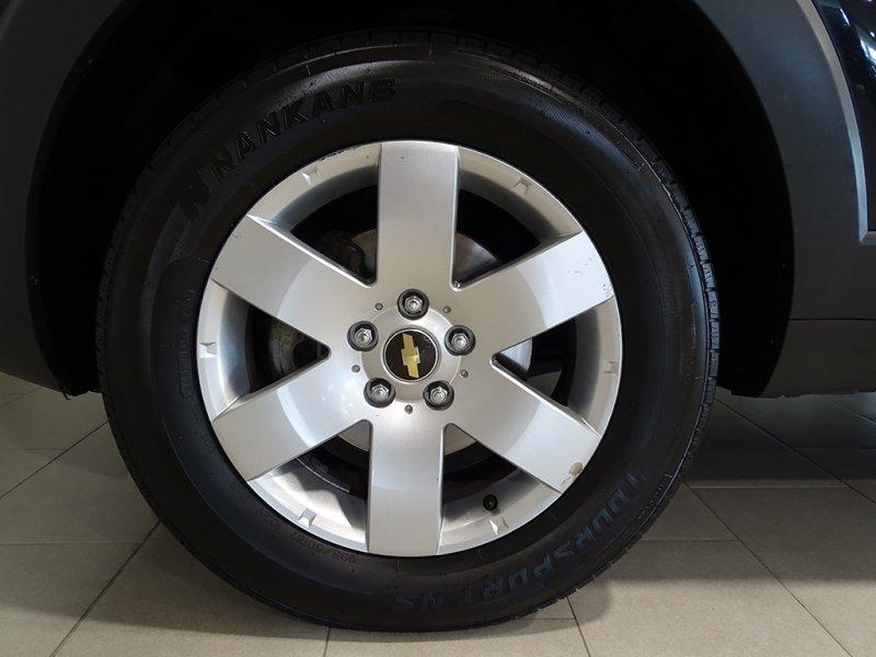 Chevrolet Captiva 2.0 VCDI 16V7 7 Plazas LS