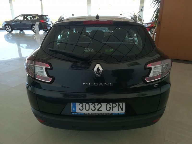 Renault Mégane Grand Tour 1.9dCi Expression