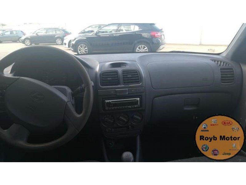 Hyundai Accent 1.3I 12V GLS