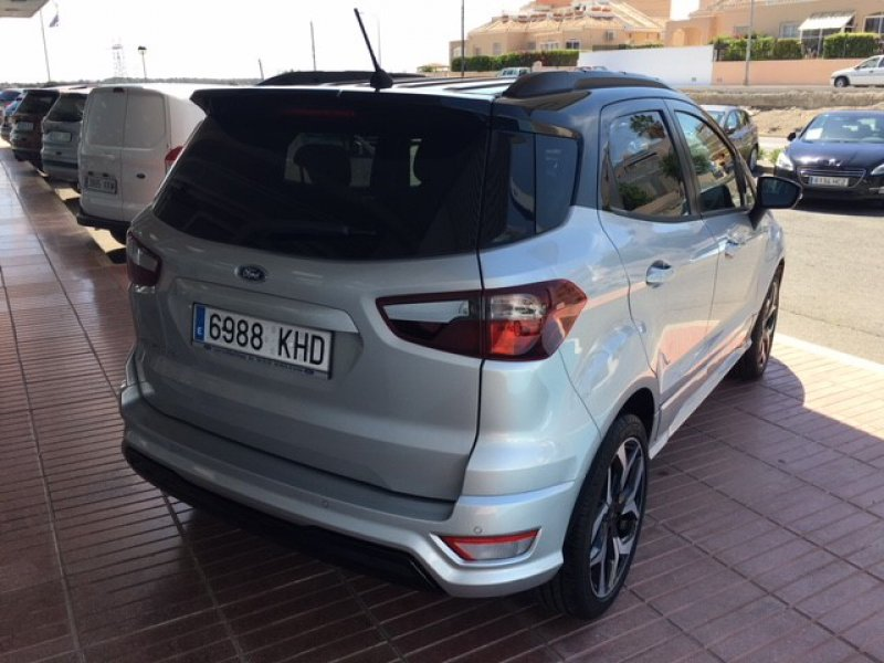 Ford EcoSport 1.5 TDCi 73kW (100CV) S & S ST Line