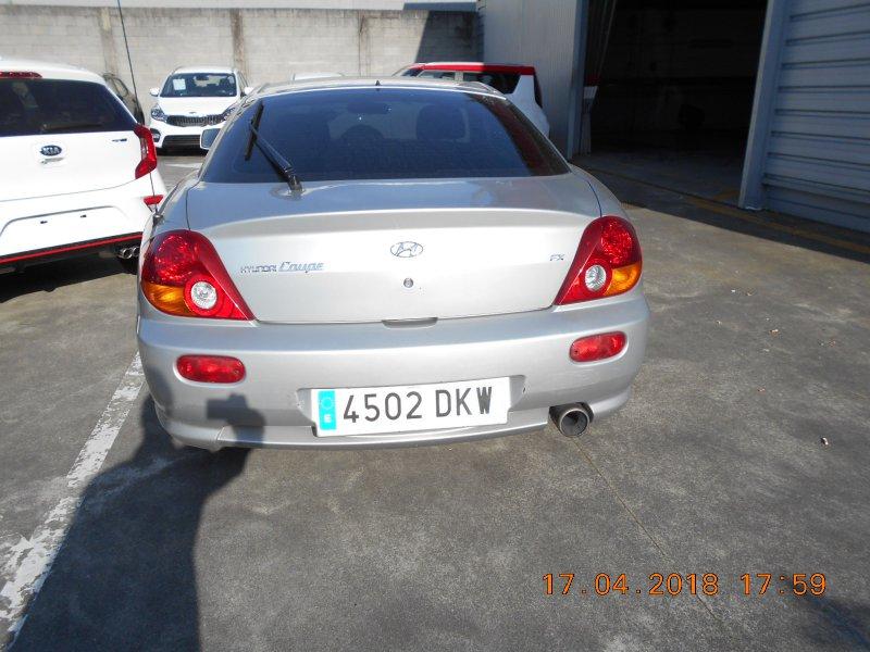 Hyundai Coupé 1.6 16v FX