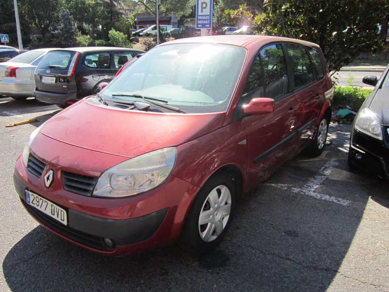Renault Grand Scénic 1.9DCI CONFORT EXPRESSION