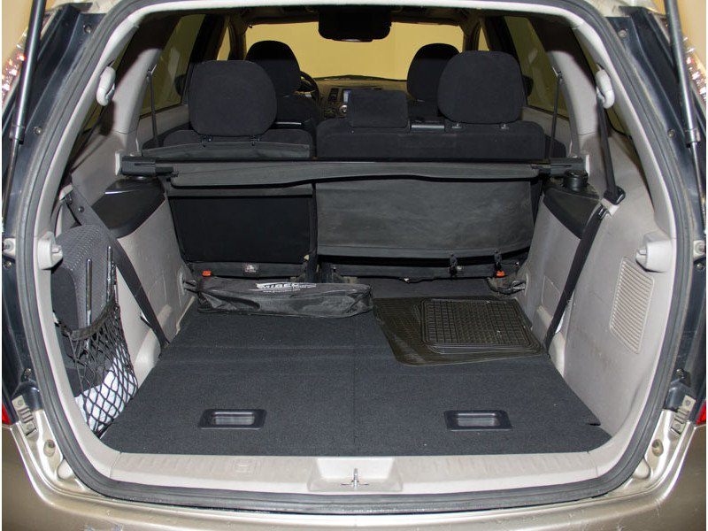 Mitsubishi Grandis 2.0 DI-D Intense
