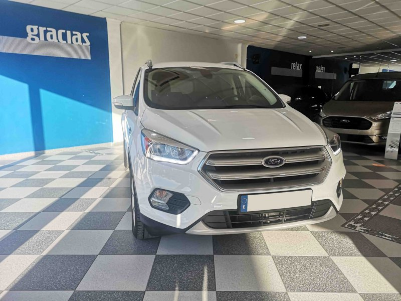 Ford Kuga 1.5 TDCi 120 4x2 A-S-S Trend
