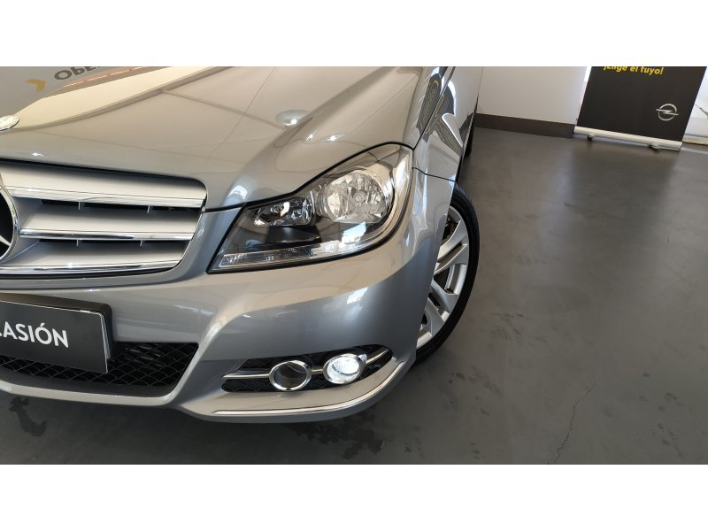 Mercedes-Benz Clase C C 220 CDI Blue Efficiency Avantgarde