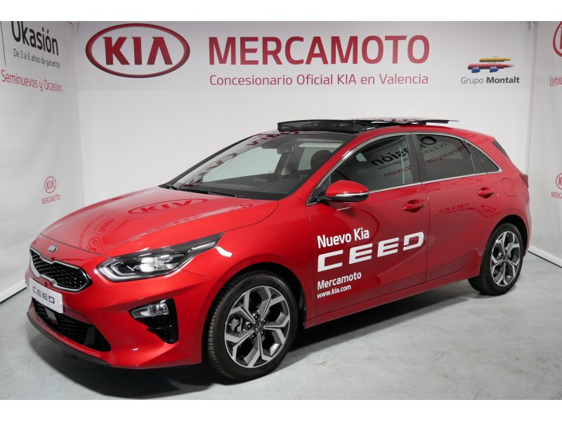 Kia ceed 1.4 T-GDi 103kW (140CV) Launch Edition